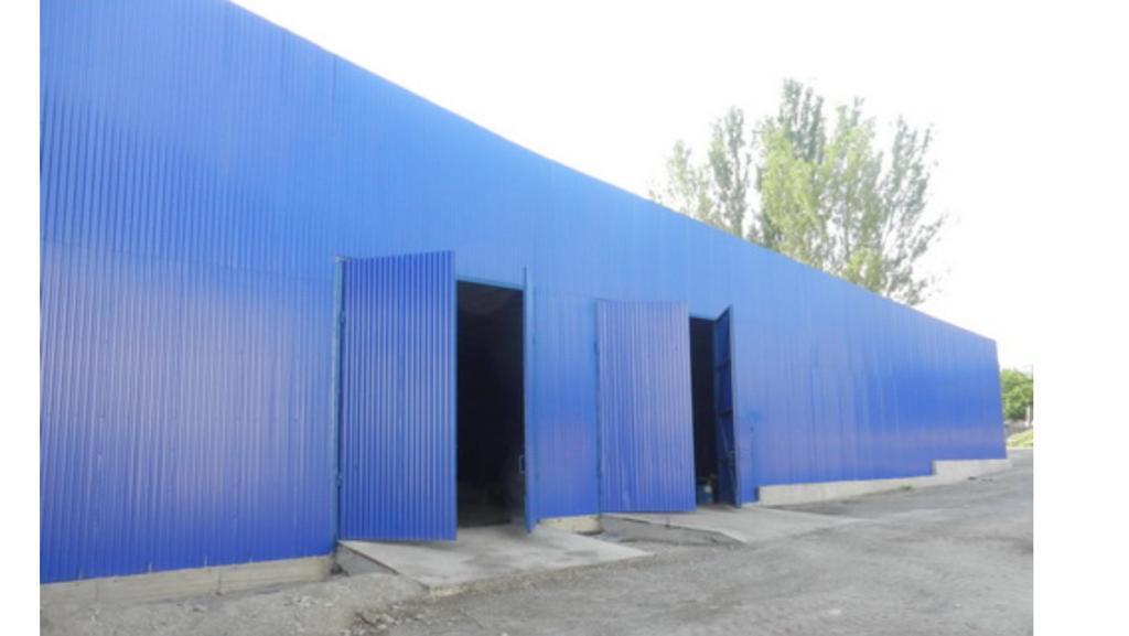 Шикарный офисно складской комплекс