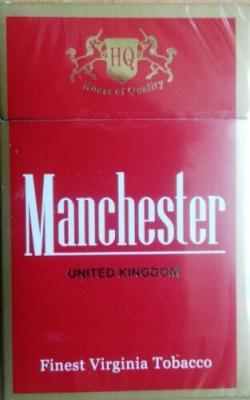 Cигареты оптом Manchester-290$1
