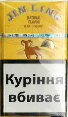 Оптом сигареты Jin-Ling (360$)