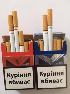 Сигареты оптом Marshall 330$