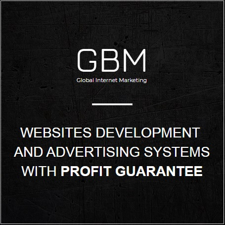 CREATION AND DEVELOPMENT OF THE SITE. ADVERTISEMENT SETTING