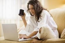 Заработок в интернете (для мамочек)
