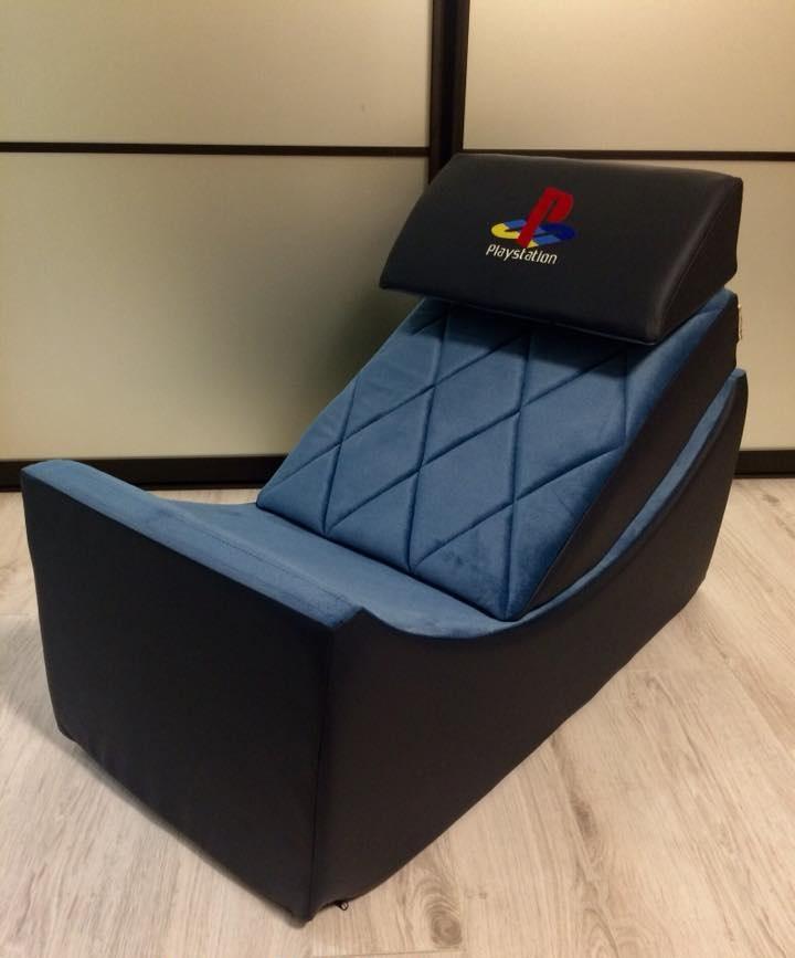 Игровое кресло пуф