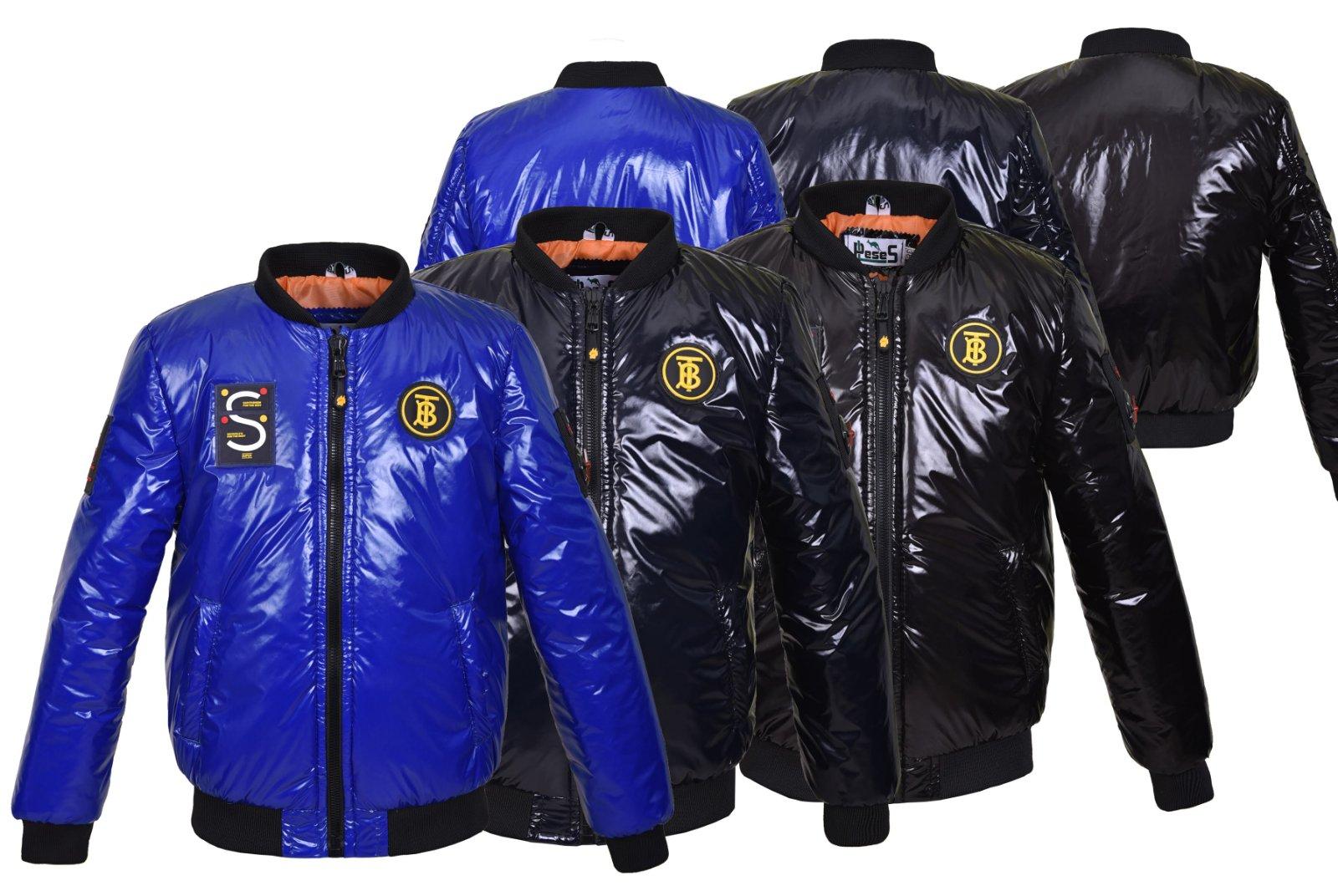 Демисезонные куртки для мальчика. Украина. Размеры: 28-462