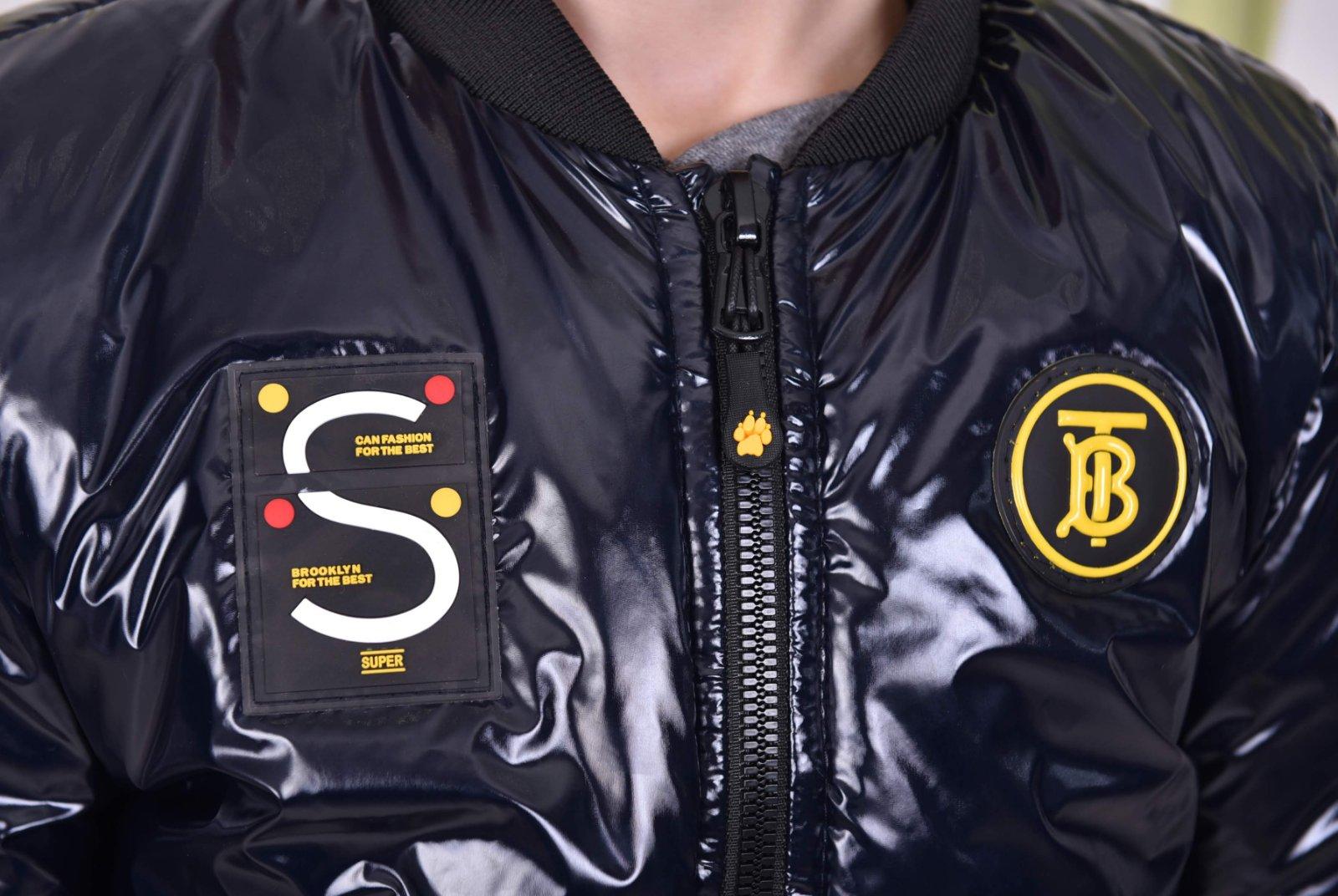 Демисезонные куртки для мальчика. Украина. Размеры: 28-463