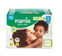 Подгузники детские Mamia Ultra