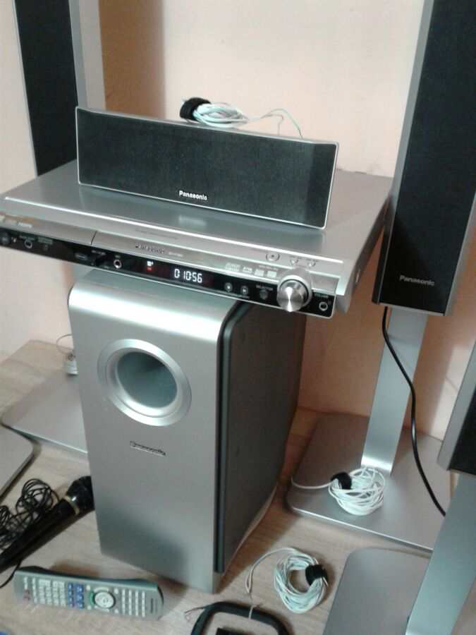 Домашний кинотеатр Panasonic Sa-ht 995 Lux1