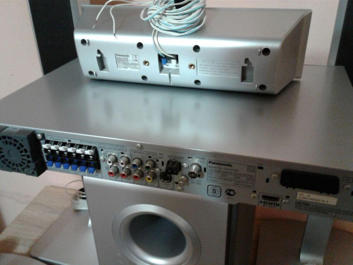 Домашний кинотеатр Panasonic Sa-ht 995 Lux2