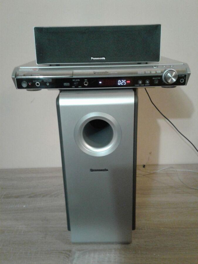 Домашний кинотеатр Panasonic Sa-ht 995 Lux3