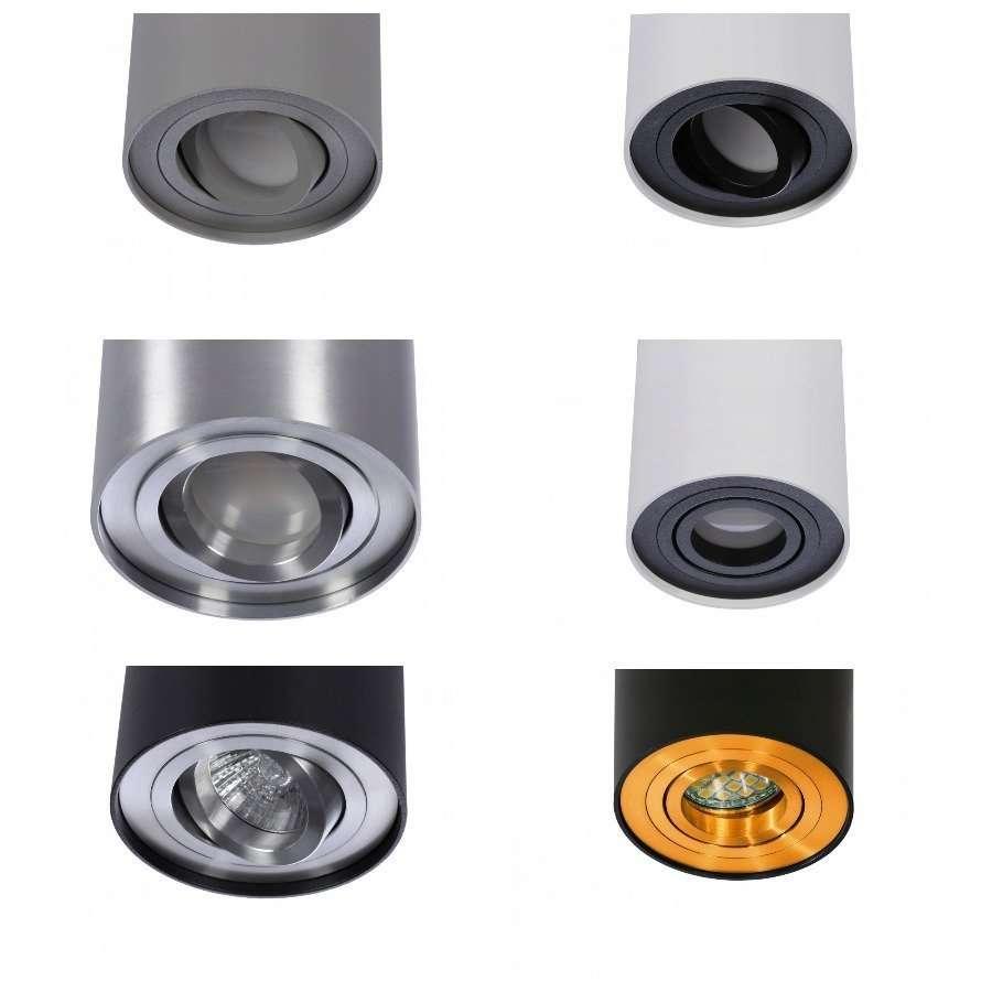 Точечный поворотный светильник Azzardo Bross 1