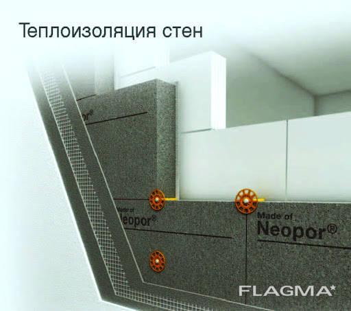 Утеплитель Neopor от BASF, EPS 150