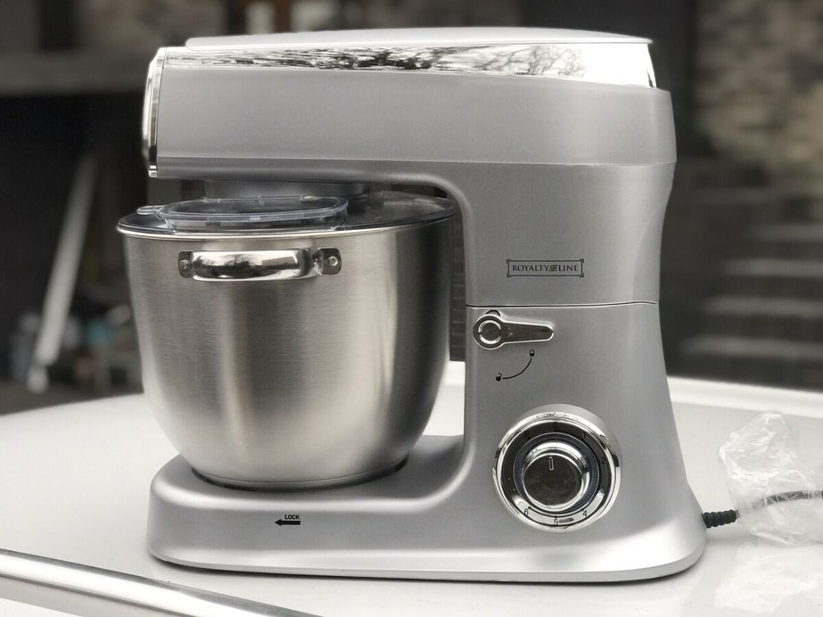 Кухонный тестомес Royalty Line Rl-pkm-2100.7 2100 вт