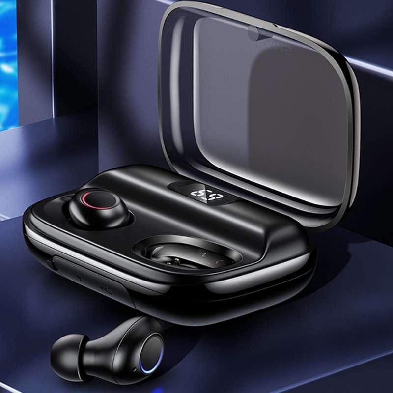 Беспроводные Bluetooth наушники USAMS-YJ Digital Display Wireless 5.02