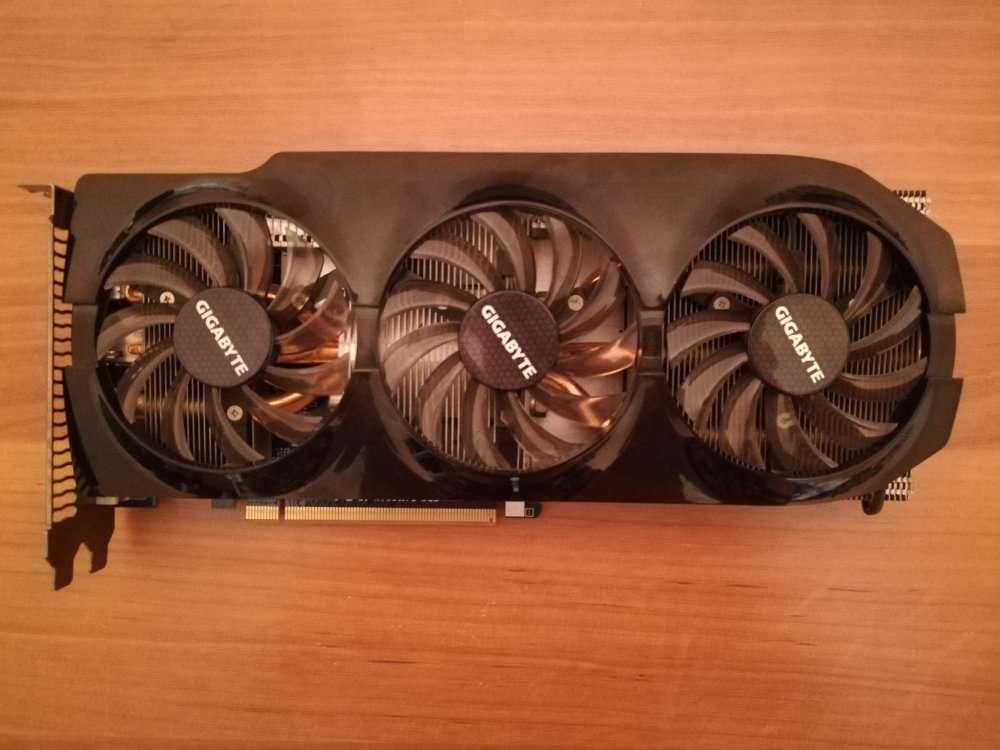 Gigabyte Radeon HD7950, 3gb, 384 bit (По смешной цене)3