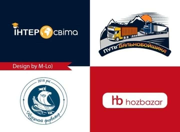 Дизайнер: разработка и дизайн логотипов, наружной рекламы, by M-Lo)1