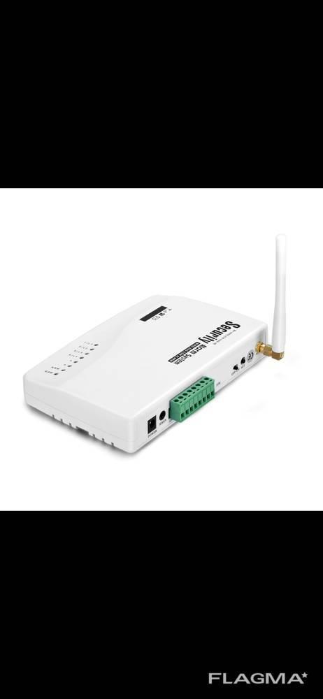 Безпроводная GSM сигнализация для дома, квартиры, дачи