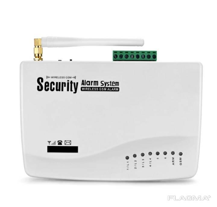 Безпроводная GSM сигнализация для дома, квартиры, дачи2