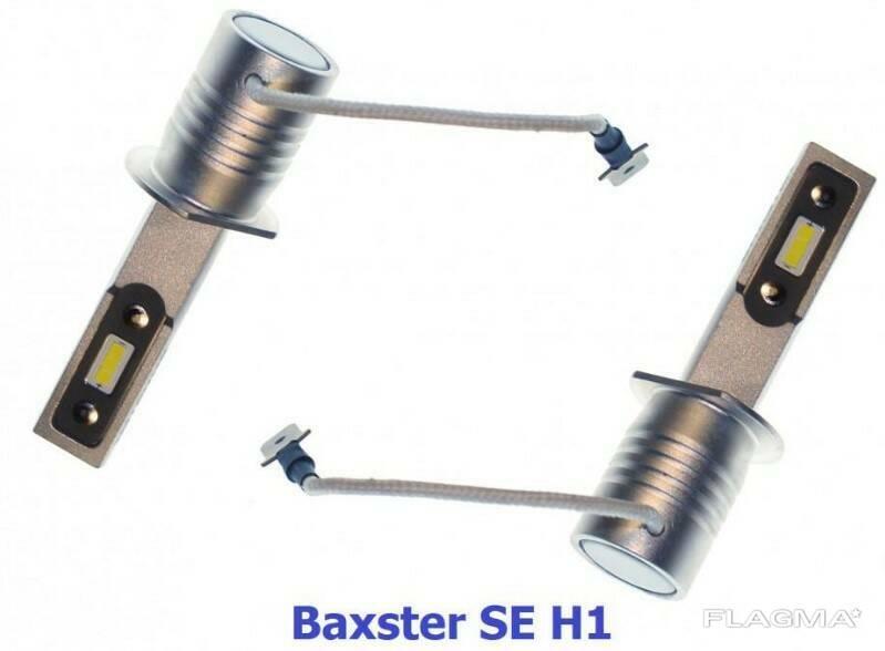 LED лампы Baxster SE H1 6000K