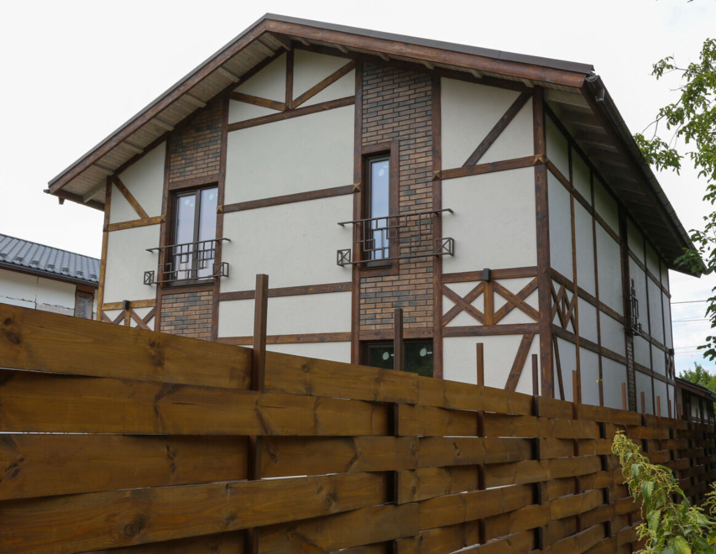 Продам энергоэффективный стильный «Баварский» дом в Киеве