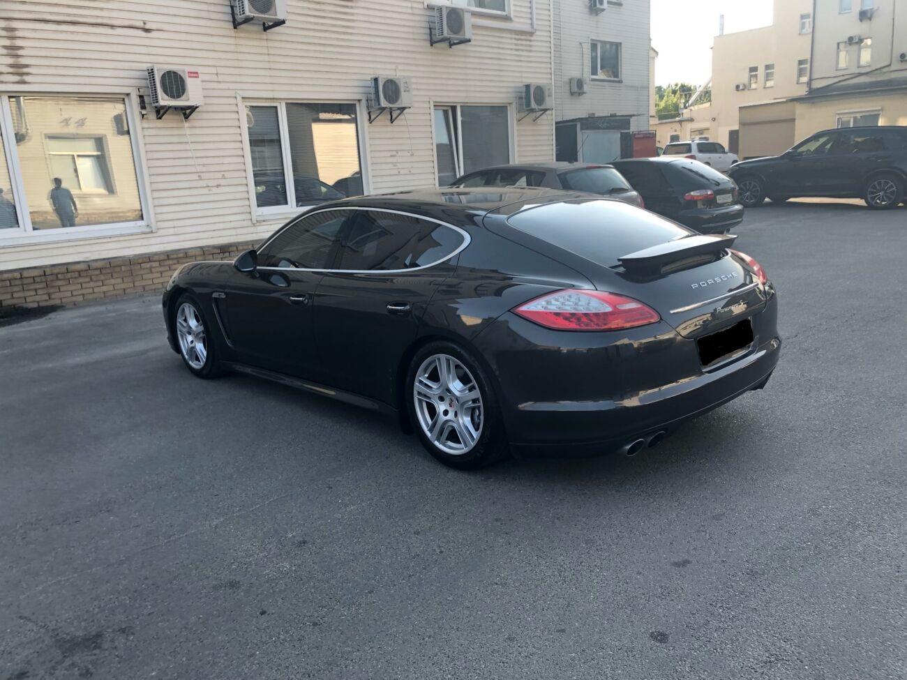 Продам Porsche Panamera 2009