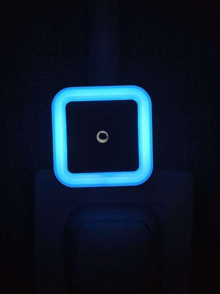 Светильник для спальни/авто светочувствительный Litwod