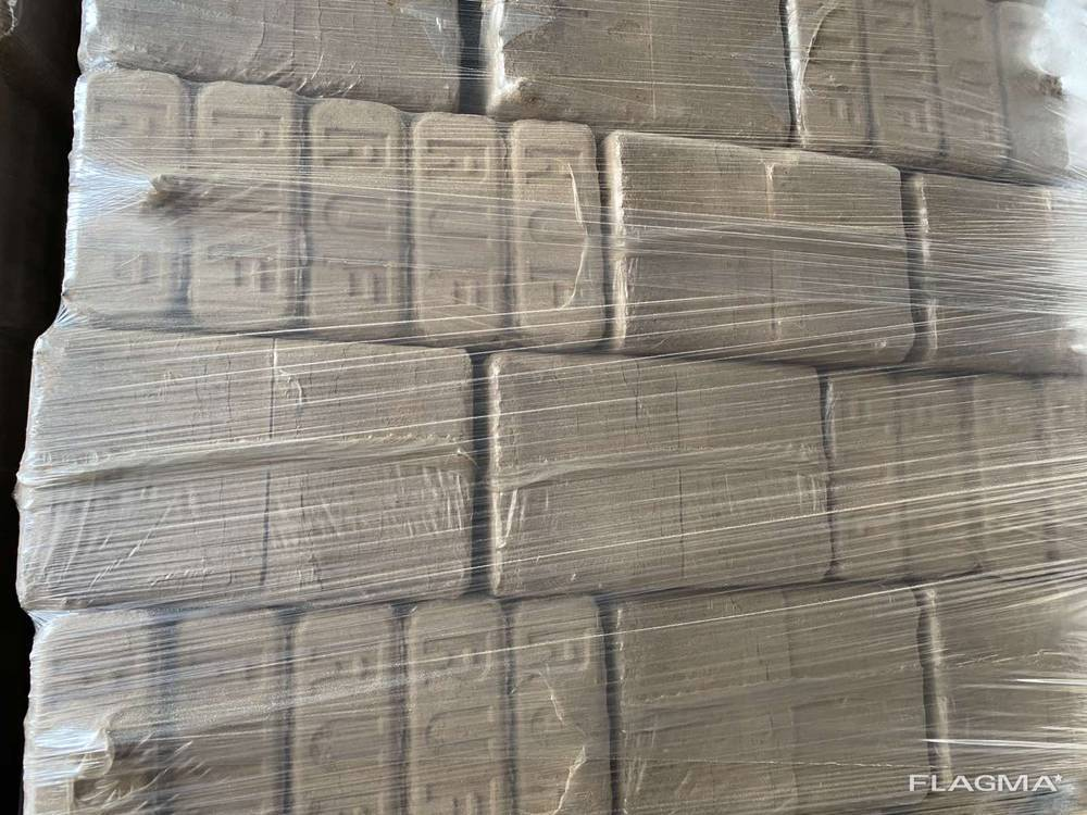 Топливные брикеты RUF со штампом (дуб 100%), ExW