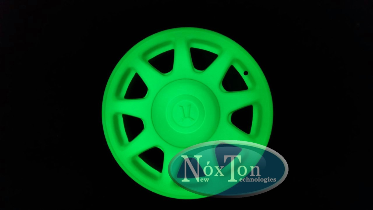 Качественная светящаяся краска Нокстон для всех типов поверхности