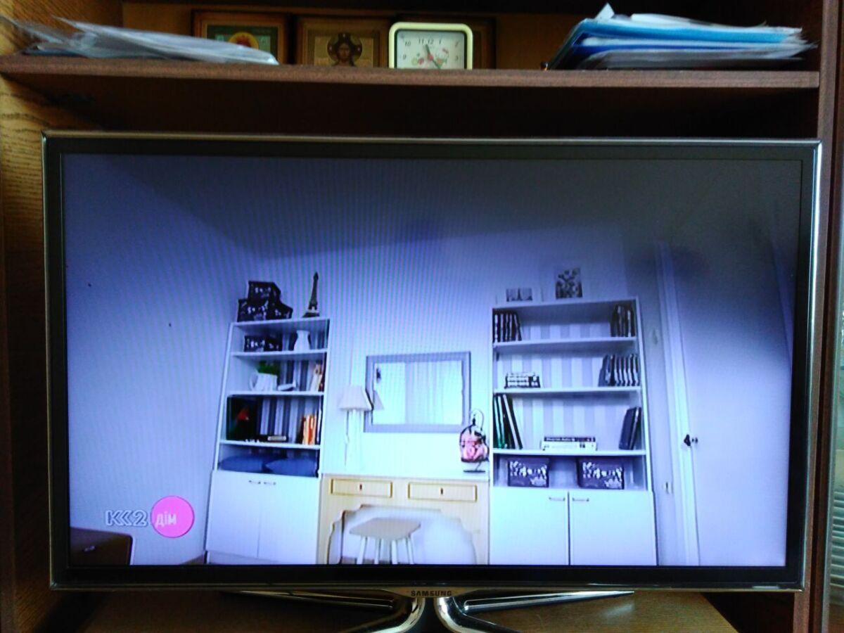 Телевизор Samsung Ue-32es6800, после ремонта.