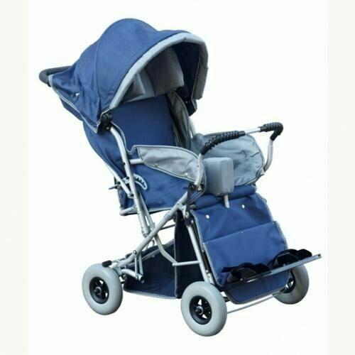 Детская реабилитационная коляска кдр-1030-3 антей