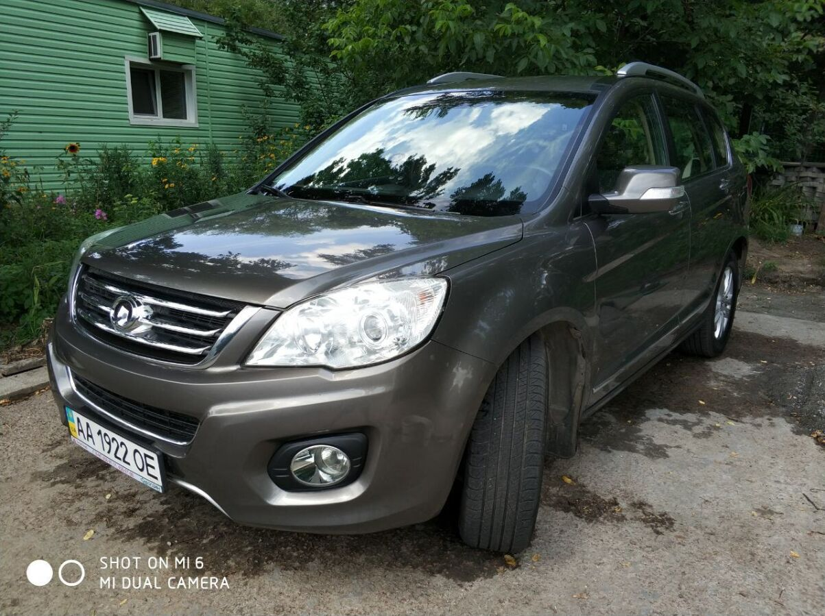 Продам Great Wall H6 2. 0 Gdi (150л. с) 2012 г