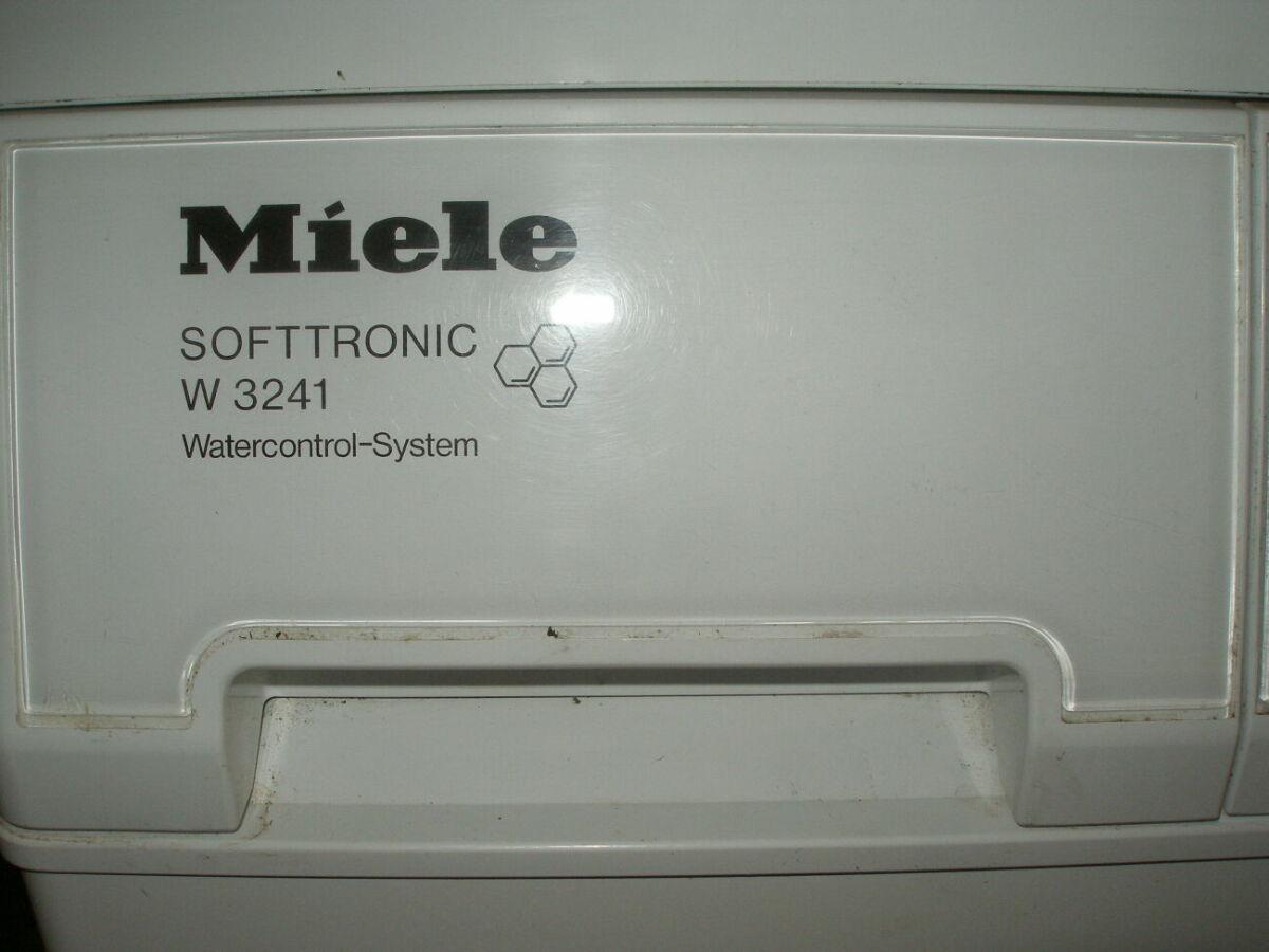 Б/у стиральная машина Miele (1400 оборотов)
