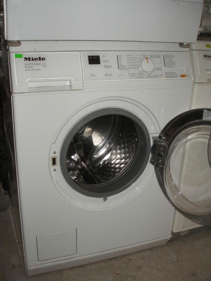 Б/у стиральная машина Miele (1400 оборотов)2