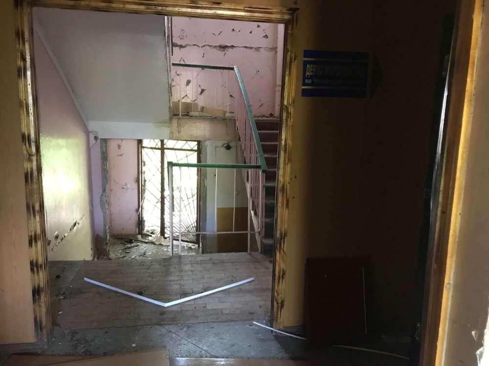 Приміщення першого поверху в Умані