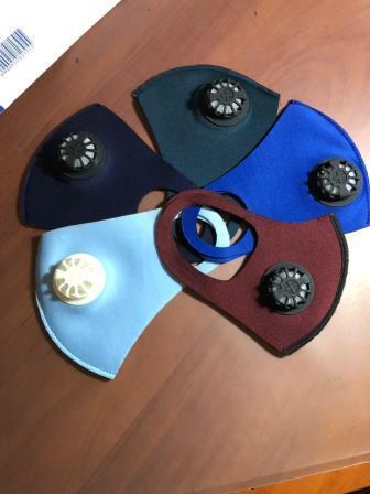 Защитная маска Yo mask. БЕЗОПАСНОСТЬ ДЛЯ ВСЕЙ СЕМЬИ. Доставка на дом!