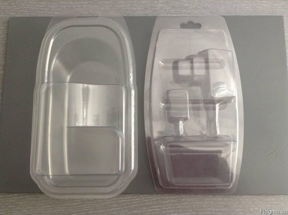 Блистер для мобильных аксессуаров смартфонов, гаджетов