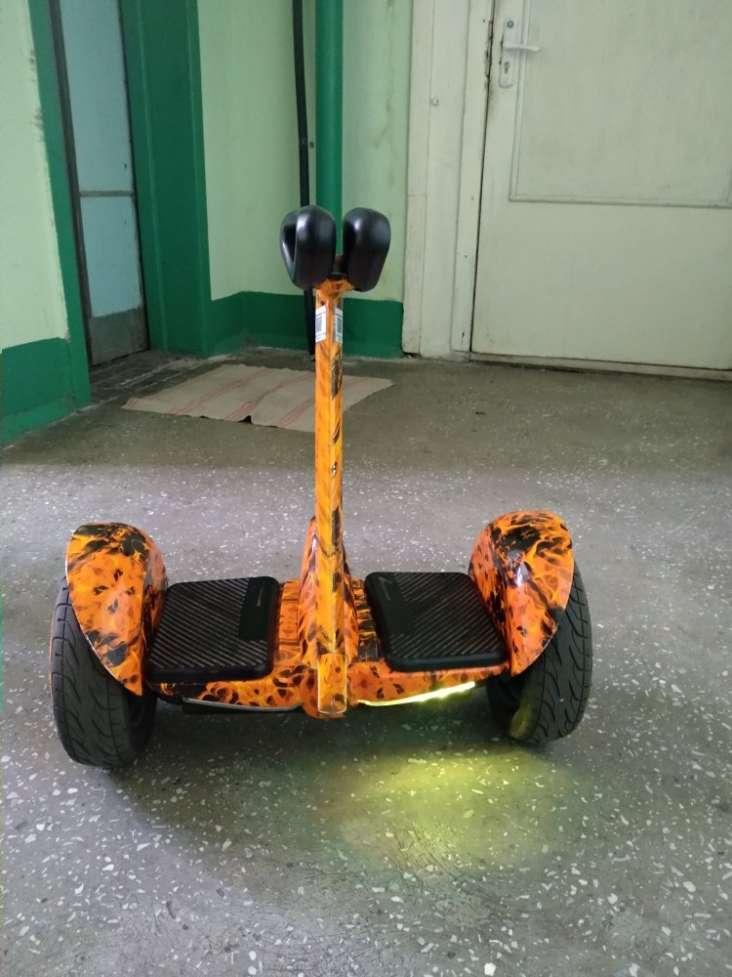 Гироскутер Like.Bike mini plus (wild fire)2