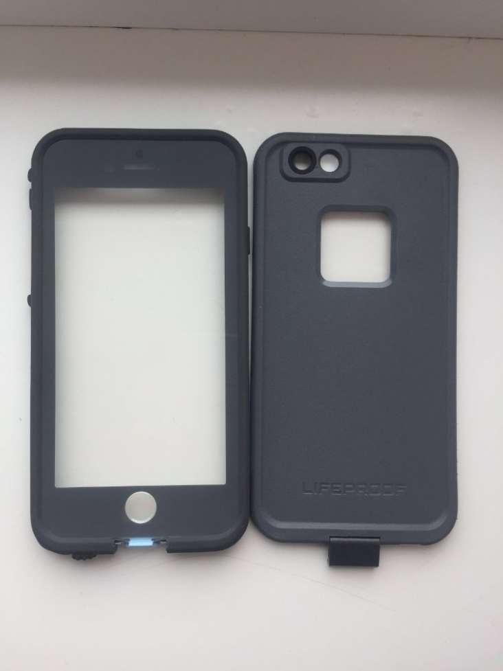 Чехол Lifeproof Fre iPhone 6/6s. Противоударний, захист 360.