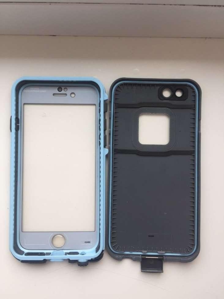 Чехол Lifeproof Fre iPhone 6/6s. Противоударний, захист 360.1