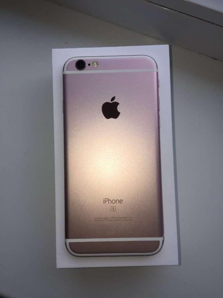 Apple iPhone 6s 16gb Rose Gold Neverlock1