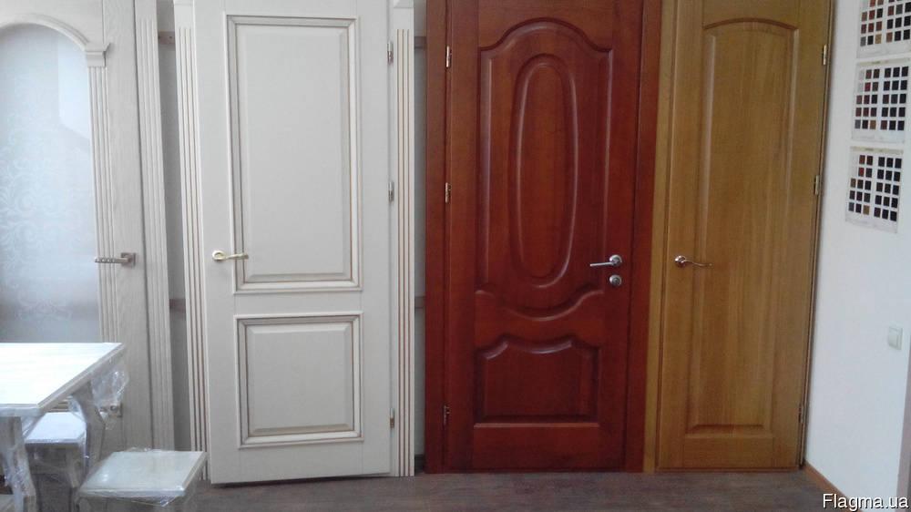 Межкомнатные двери. Любые изделия из натурального дерева