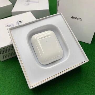 Apple airpods 2 с безпровідним зарядним кейсом2