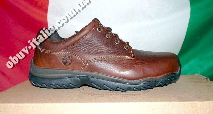 Туфли детские кожаные Timberland оригинал из Италии