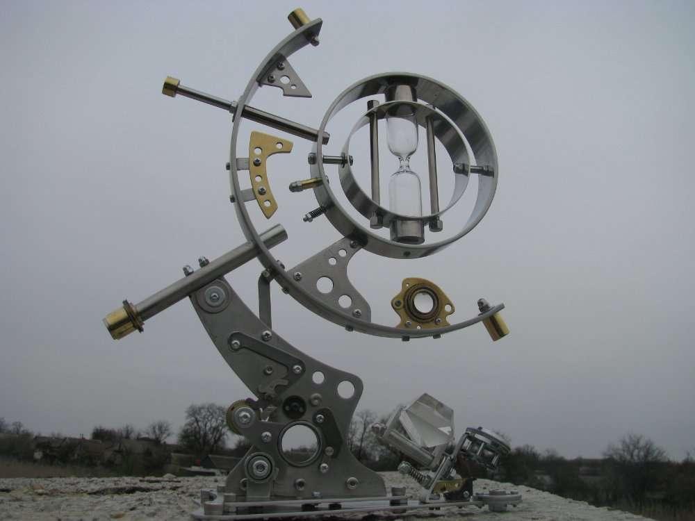 Песочные часы. Конфигуратор гиперпространства.