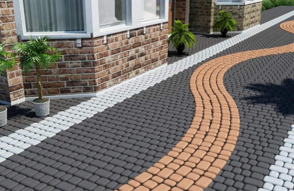 Производство и укладка тротуарной плитки Черкассы