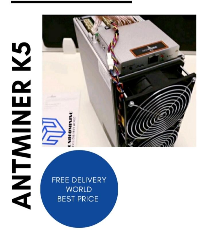 Antminer k5 btcsolomining