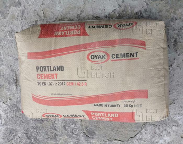 Цемент М500 Д0 CEM I 42,5 R оптом в мешках, биг бегах и навалом от 22т