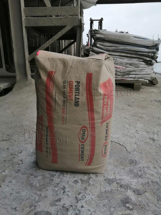 Цемент М500 Д0 CEM I 42,5 R оптом в мешках, биг бегах и навалом от 22т2