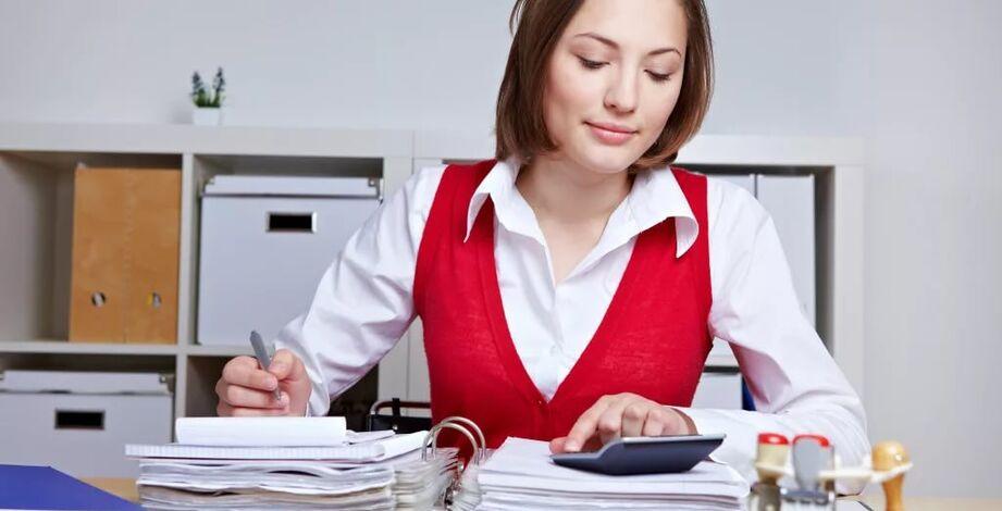 Ищу бухгалтера для работы удалённо