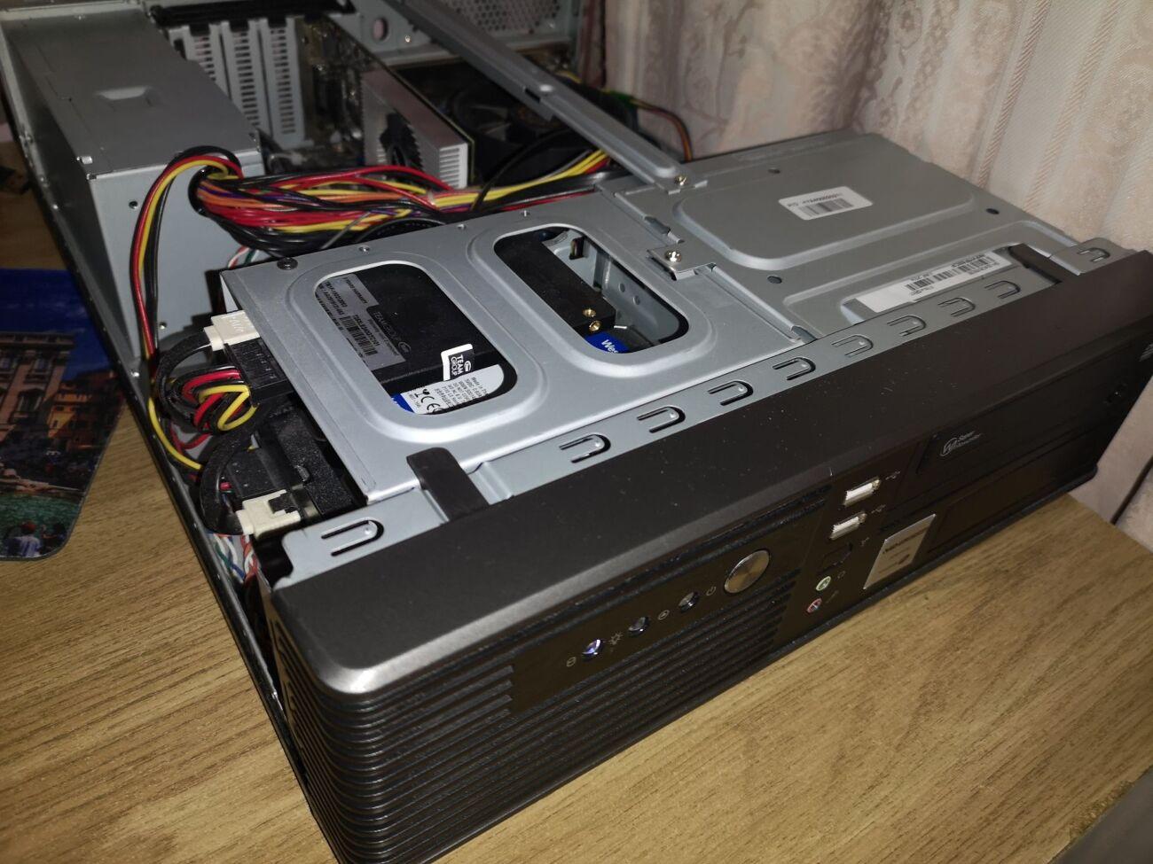 Игровой компьютер с монитором 24 ips