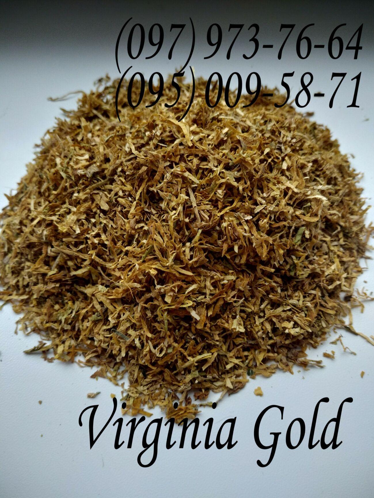 Табак Вирджиния Голд (импорт)